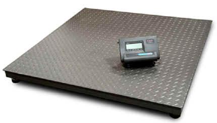 Pallet Floor Scales