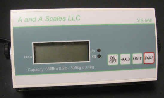 Ps250 Hog Amp Sheep Scale